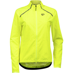 PEARL iZUMi BioViz Barrier Jacket Women, yellow/reflective triad